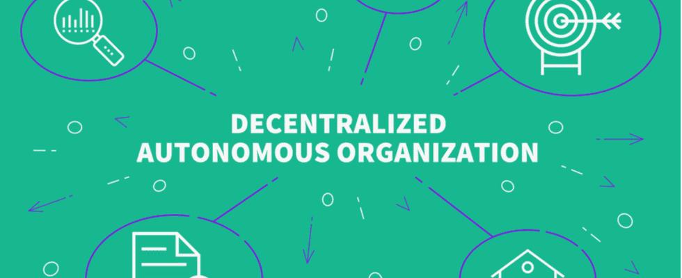 Decentralized Autonomous Organizations