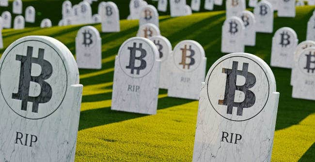 Bitcoin Obituary