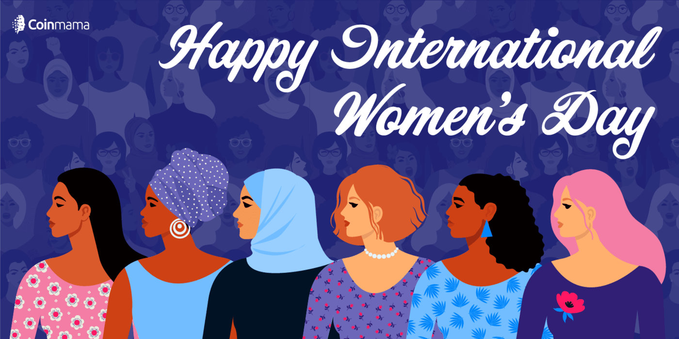 Coinmama Women's Day