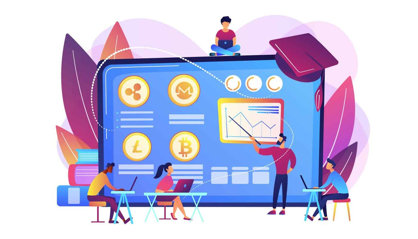 Cryptocurrency Education
