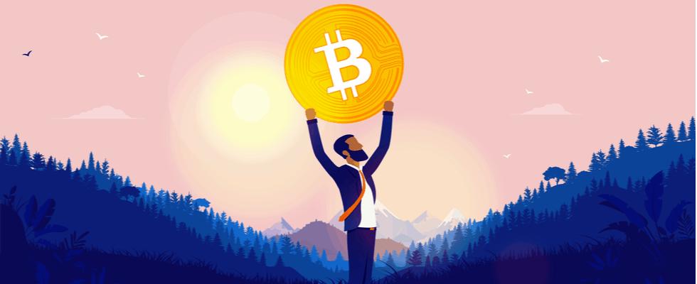 Bitcoin treasury asset